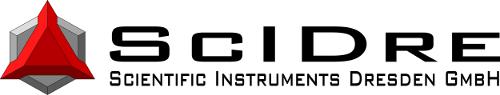 Logo von ScIDre Scientific Instruments Dresden GmbH